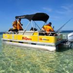 XXXX BBQ Boat on the Estuary | Urunga Sport Fishing